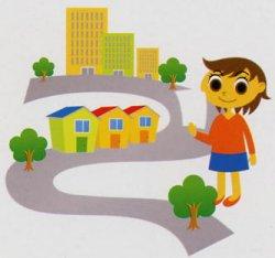 『避難ルートの確認』の画像