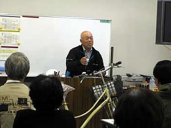 『鶴ヶ島市リサイクル自転車小売商組合さんによる自転車の整備のお話01』の画像