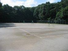 『市民テニス場(クレーコート4面)』の画像