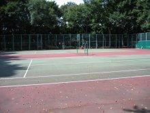 『南近隣公園テニスコート(ハードコート2面)』の画像