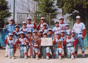 『杉下少年野球クラブ』の画像
