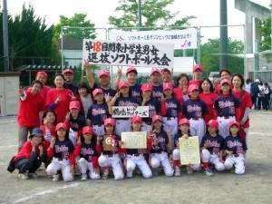 『第18回関東小学生男女選抜ソフトボール大会関東大会01』の画像
