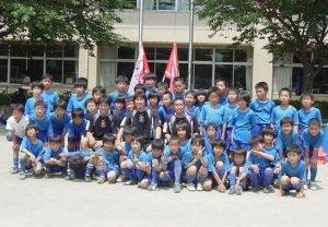 『長鶴サッカー』の画像