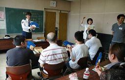 『交通安全教室01』の画像