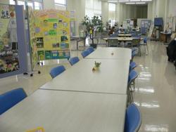 『長テーブル(12〜15名)・丸テーブル3(6〜8名)』の画像