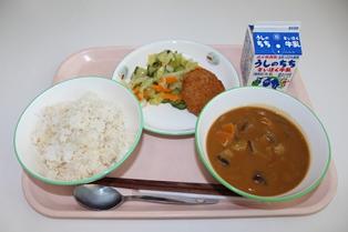 『おいしいのために子どもたちの笑顔あふれる給食を(4)』の画像