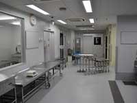 『検収室』の画像