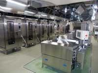 『揚物・焼物調理室』の画像
