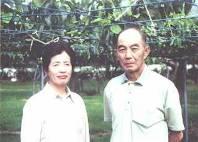 「石川さん夫婦」の画像