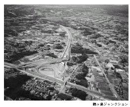 『鶴ヶ島ジャンクション』の画像