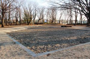 『富士見中央近隣公園(砂場)』の画像