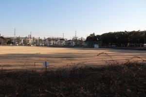 『富士見中央近隣公園(グラウンド広さ)』の画像