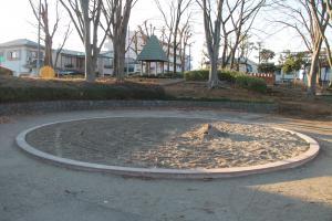 『富士見北児童公園(遊具・砂場)』の画像