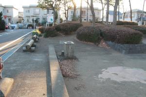 『富士見北児童公園(水飲み場)』の画像