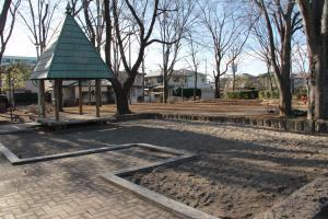 『富士見西児童公園(遊具・砂場)』の画像