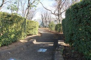 『富士見西児童公園(外観・入口)』の画像