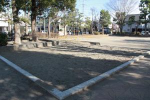 『富士見東児童公園(遊具・砂場)』の画像