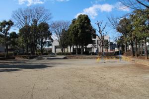 『富士見東児童公園(外観・広場)』の画像