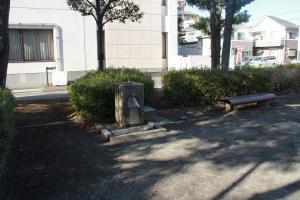 『富士見東児童公園(水飲み場)』の画像