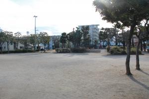『富士見南児童公園(外観・広場)』の画像
