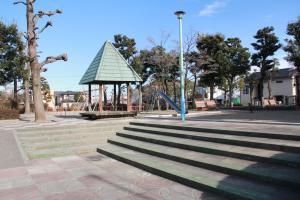 『富士見南児童公園(東屋)』の画像
