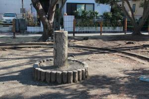 『富士見ハイツ公園(水飲み場)』の画像