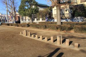 『雷電池児童公園(ミニアスレチック)』の画像