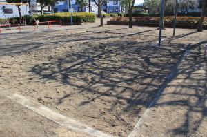 『北口児童公園(砂場)』の画像