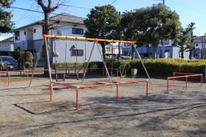 『北口児童公園(ブランコ)』の画像