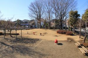 『北口児童公園(全景)』の画像