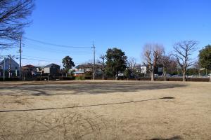 『北ヶ谷戸児童公園(広場)』の画像