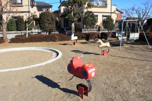 『下向児童公園(ライドタイプ)』の画像