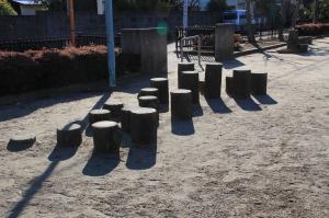 『下向児童公園(ミニアスレチック)』の画像