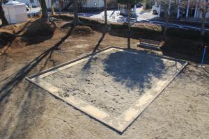 『羽折児童公園(砂場)』の画像