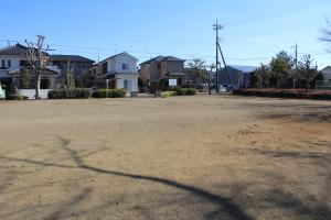 『羽折児童公園(広場)』の画像