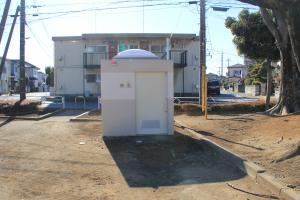 『羽折児童公園(トイレ)』の画像