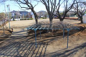 『羽折児童公園(藤棚)』の画像