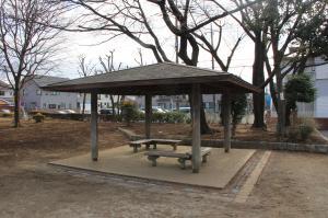 『富士見台児童公園(東屋)』の画像