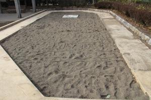 『富士見台児童公園(砂場)』の画像