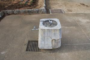 『富士見台児童公園(水飲み場)』の画像