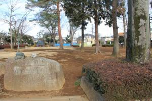 『割原児童公園(入口から)』の画像