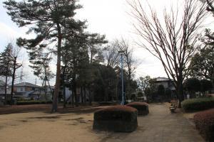 『割原児童公園(園路)』の画像