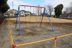 『境児童公園(ブランコ)』の画像