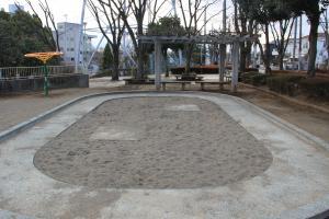 『境児童公園(砂場)』の画像