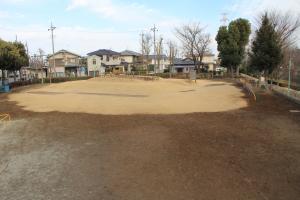 『境児童公園(公園全景)』の画像