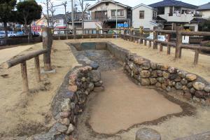 『境児童公園(古墳)』の画像