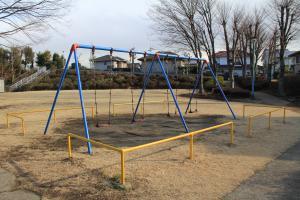 『向児童公園(ブランコ)』の画像