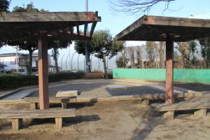 『向児童公園(砂場)』の画像