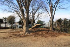 『向児童公園(見晴らし台)』の画像
