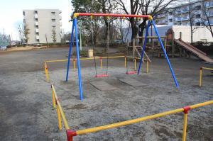 『大橋児童公園(ブランコ)』の画像
